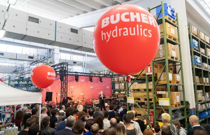 Bucher Hydraulics Company Day