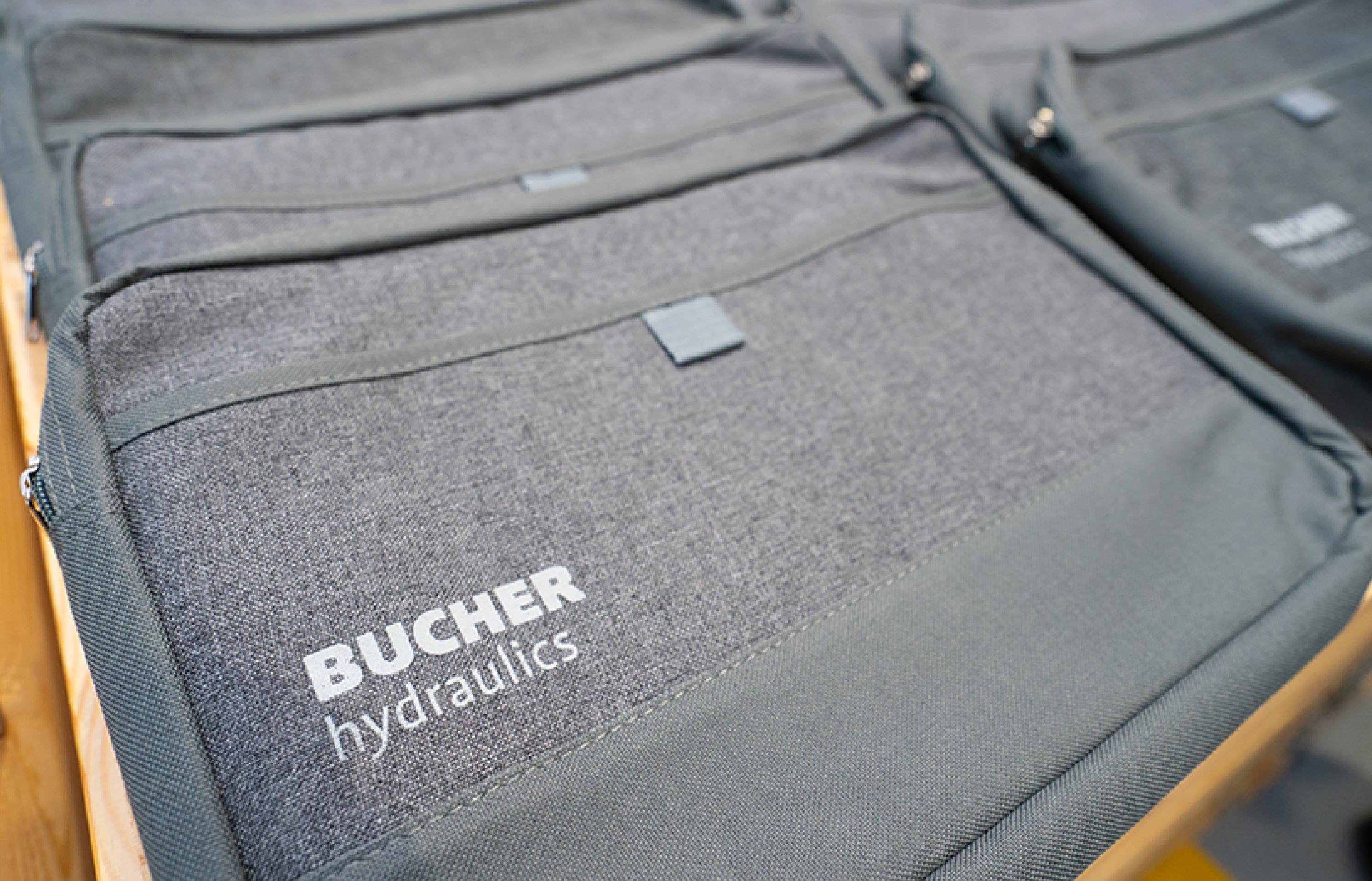 Bucher Hydraulics inaugurazione