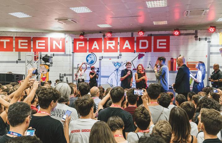 Teen Parade II edizione