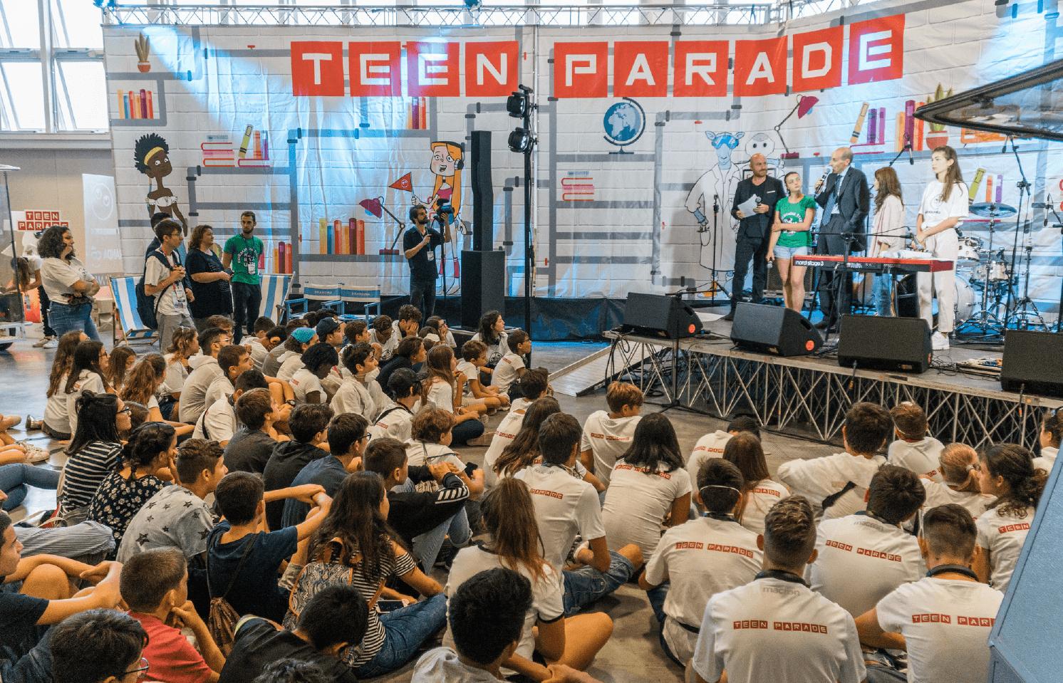 Teen Parade III edizione